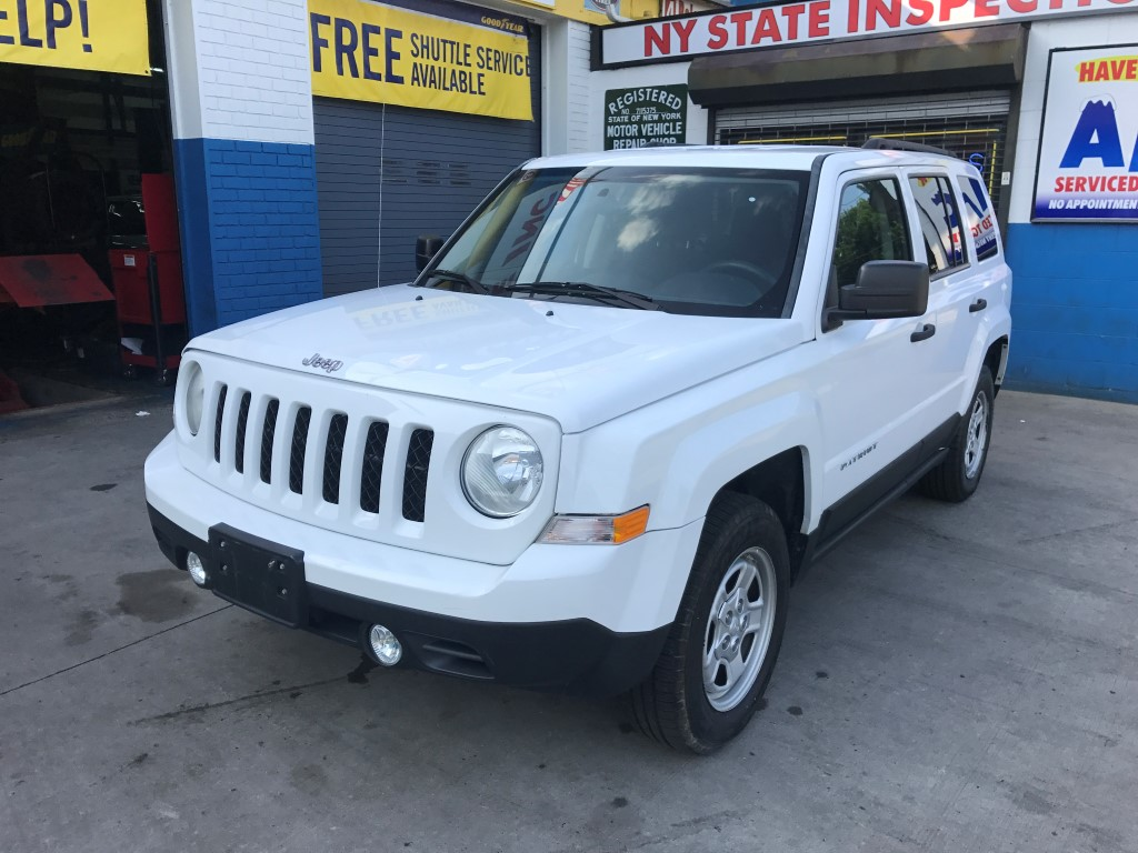 Used Car - 2012 Jeep Patriot Sport for Sale in Staten Island, NY