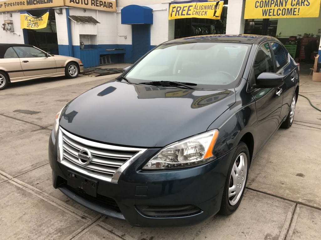 Used Car - 2013 Nissan Sentra S for Sale in Staten Island, NY