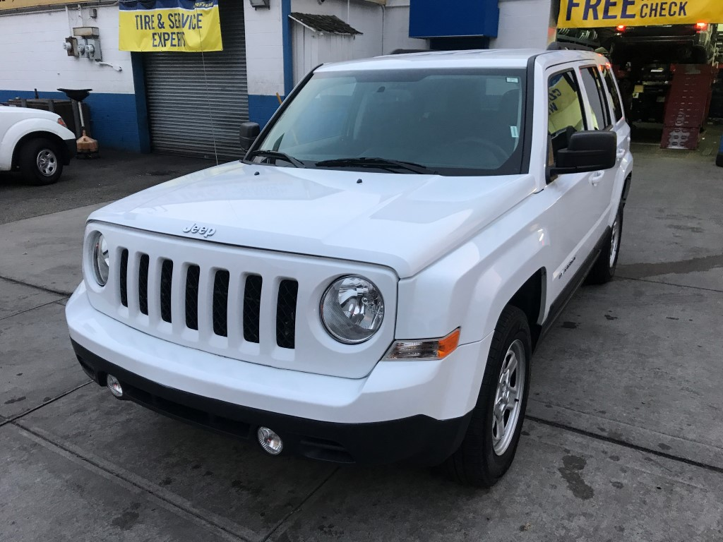 Used Car - 2016 Jeep Patriot for Sale in Staten Island, NY