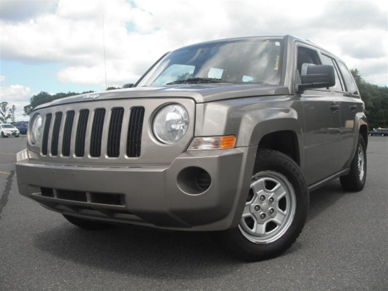 used 2008 jeep patriot 4x4 sport utility 9. Black Bedroom Furniture Sets. Home Design Ideas