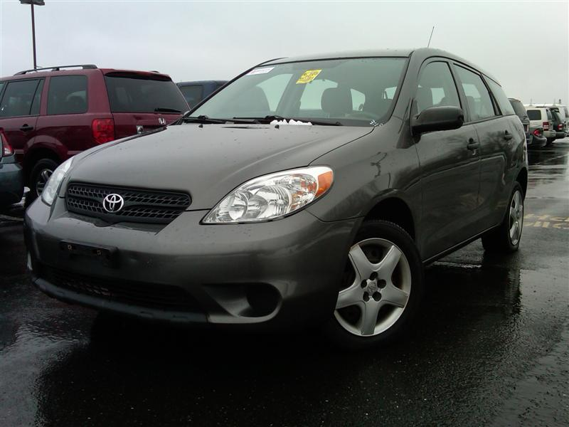 Used 2007 Toyota Matrix Station Wagon $9,590.00
