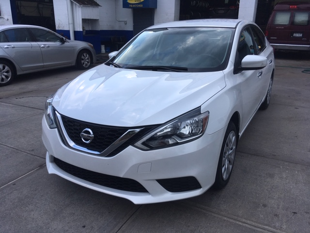 Used Car - 2016 Nissan Sentra SV for Sale in Staten Island, NY