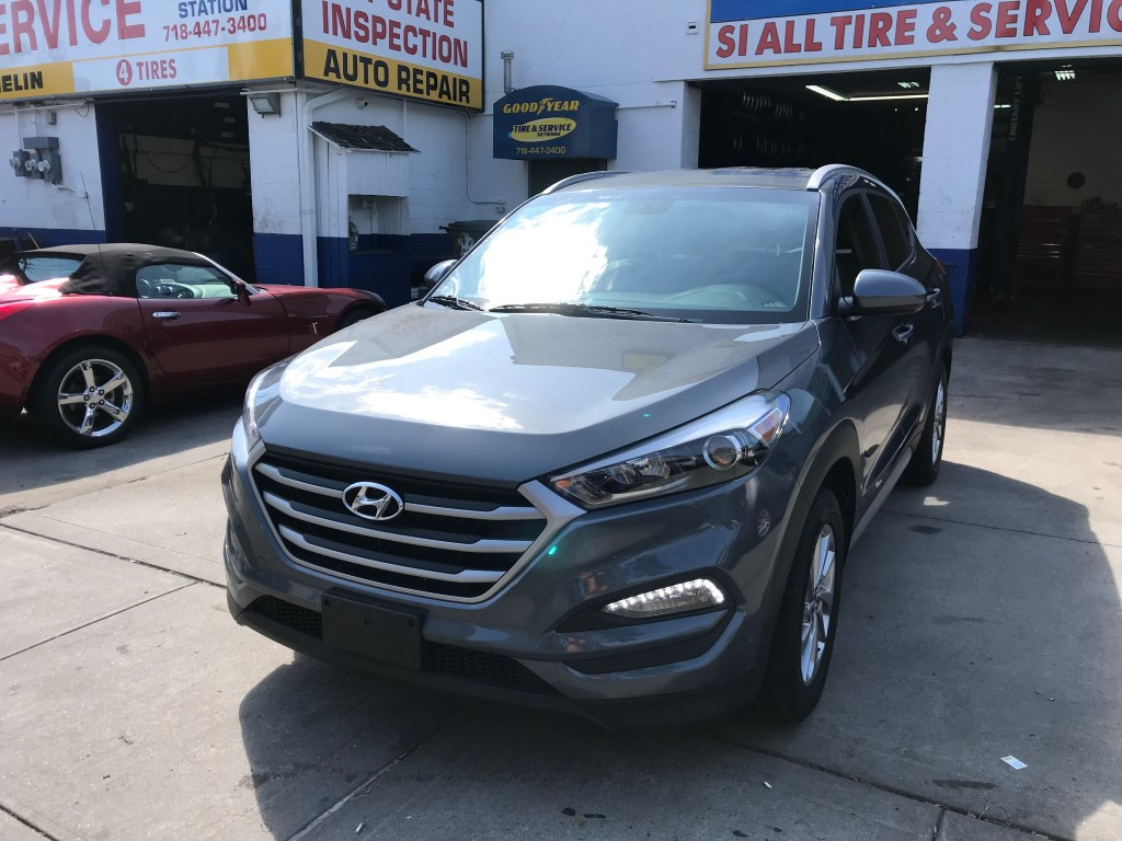 Used Car - 2018 Hyundai Tucson SEL AWD for Sale in Staten Island, NY