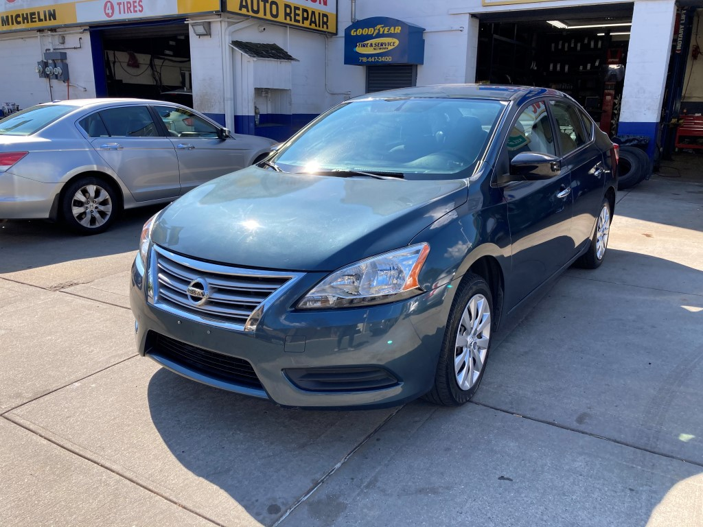 Used Car - 2015 Nissan Sentra SV for Sale in Staten Island, NY