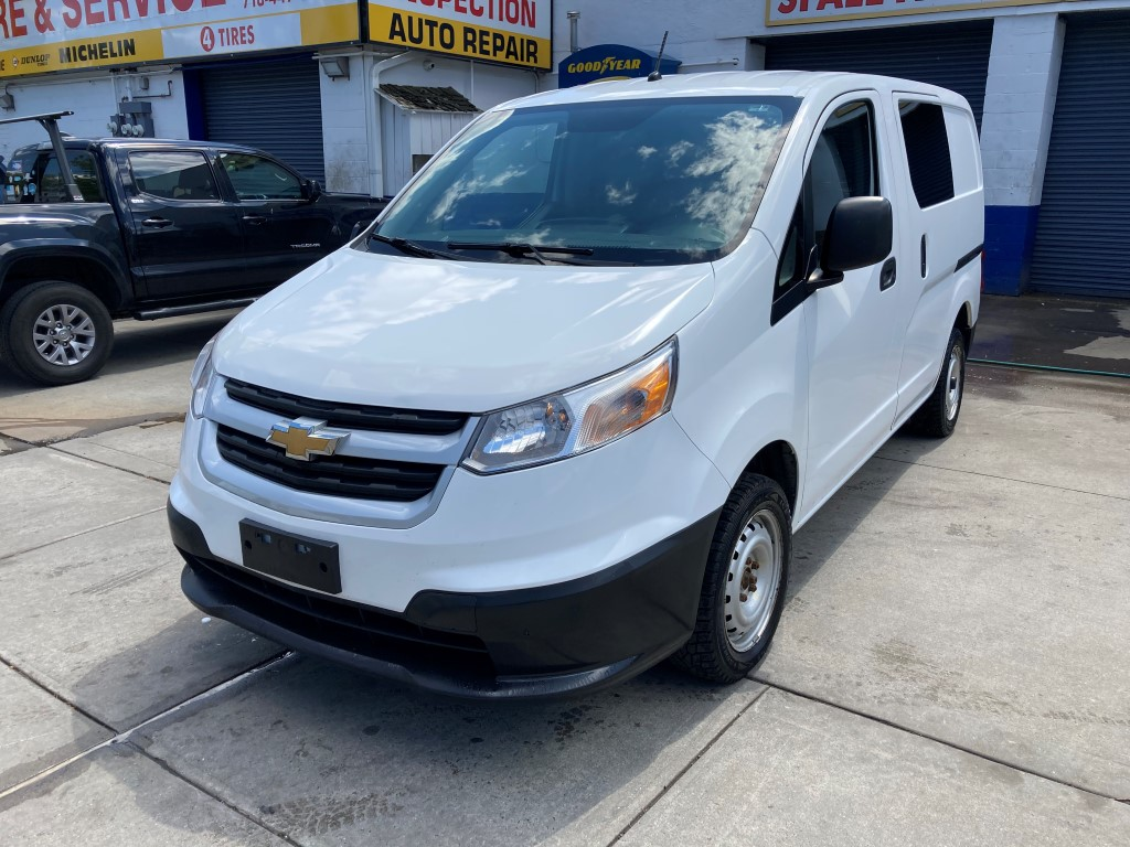 Used Car - 2016 Chevrolet City Express LT for Sale in Staten Island, NY