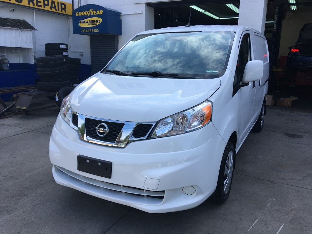 Used Car - 2015 Nissan NV200 SV for Sale in Staten Island, NY