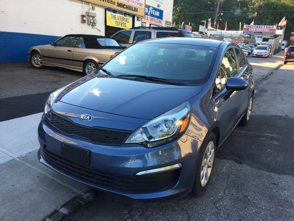 Used Car - 2016 Kia Rio EX for Sale in Staten Island, NY