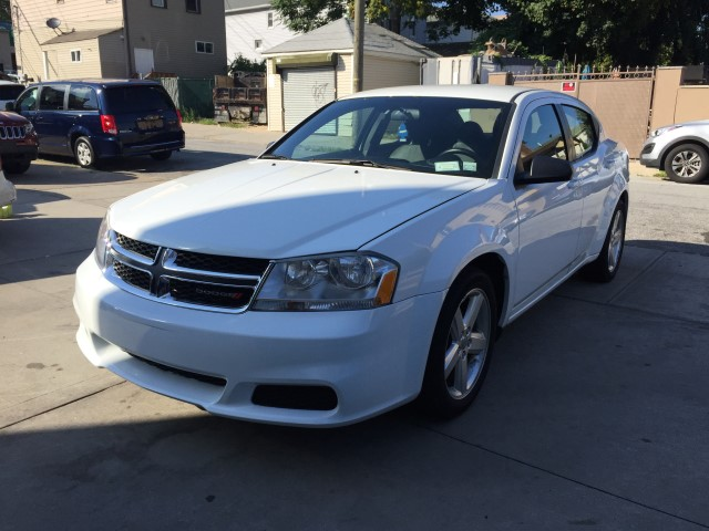 Used Car - 2013 Dodge Avenger SE for Sale in Staten Island, NY
