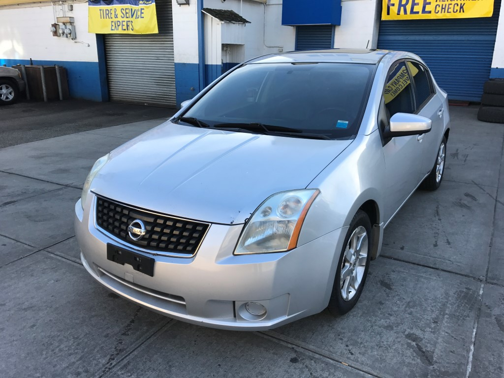 Used Car - 2008 Nissan Sentra SL for Sale in Staten Island, NY