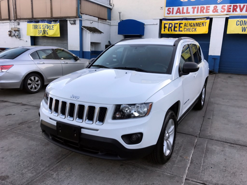 Used Car - 2016 Jeep Compass Sport AWD for Sale in Staten Island, NY