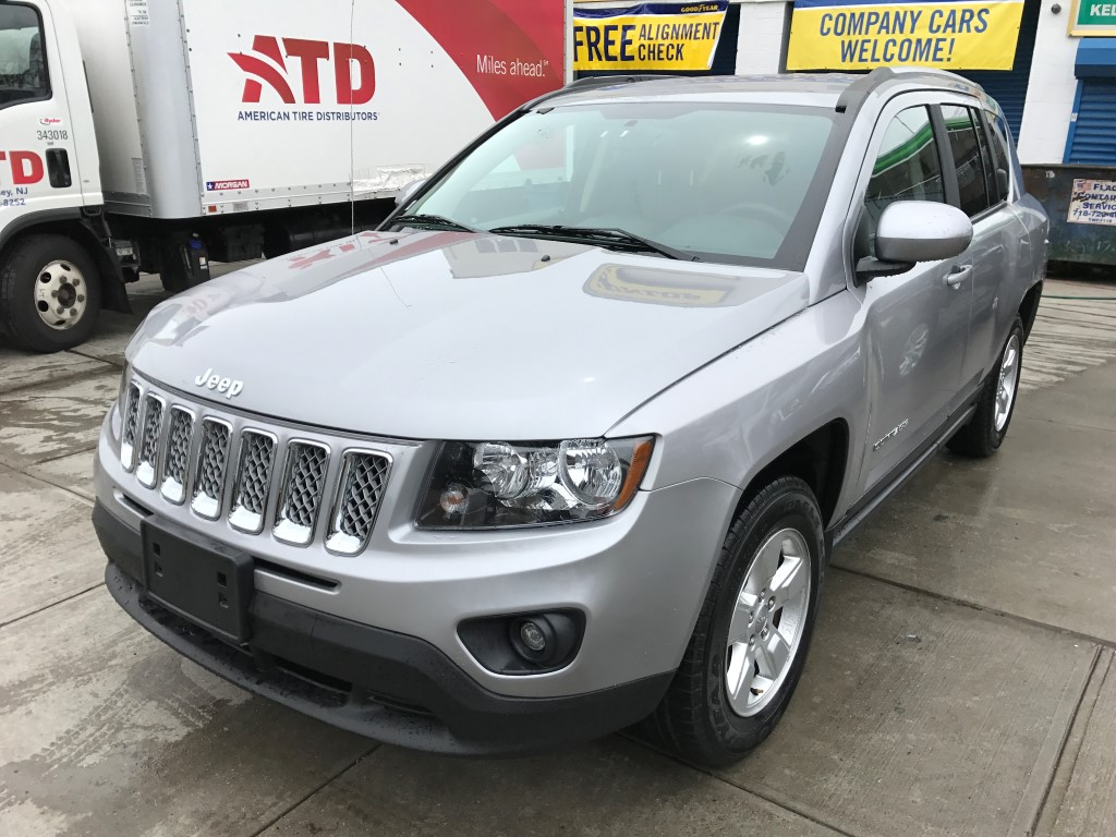 Used Car for sale - 2016 Compass Jeep  in Staten Island, NY