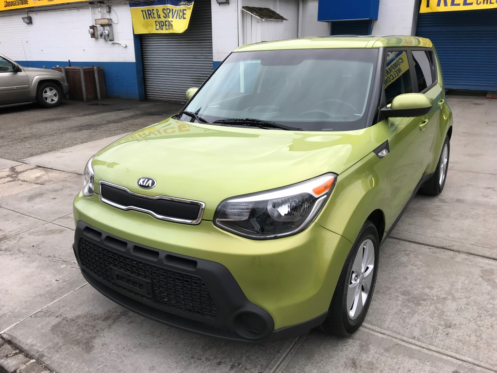 Used Car - 2014 Kia Soul for Sale in Staten Island, NY