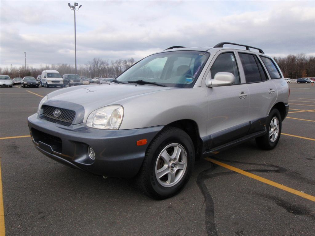 2004 hyundai santa fe sport utility 5 in staten island ny. Black Bedroom Furniture Sets. Home Design Ideas