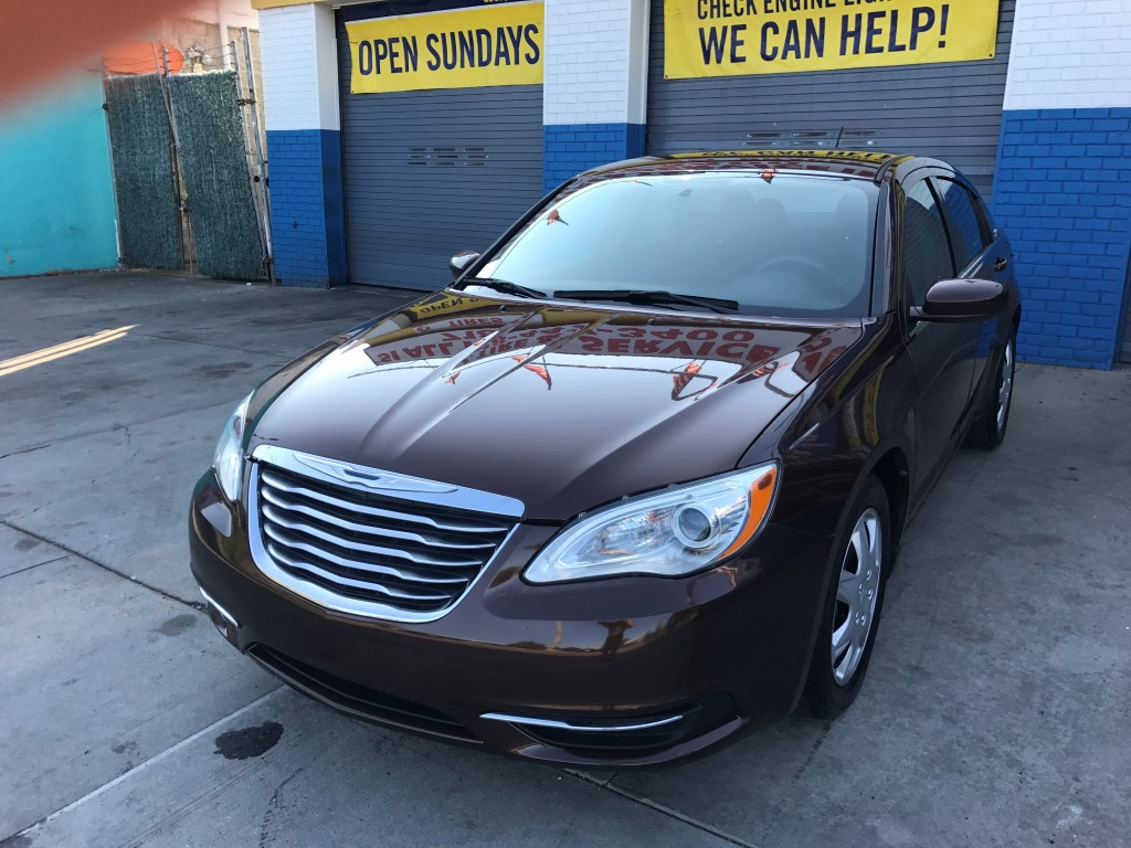 Used Car - 2013 Chrysler 200 for Sale in Staten Island, NY