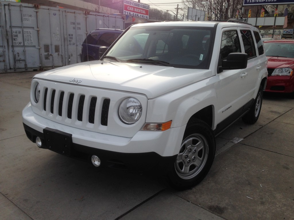 Used Car - 2012 Jeep Patriot for Sale in Brooklyn, NY