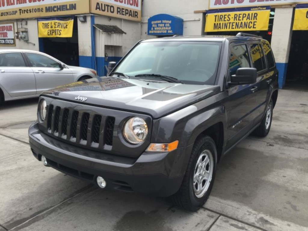 Used Car - 2014 Jeep Patriot Sport for Sale in Staten Island, NY