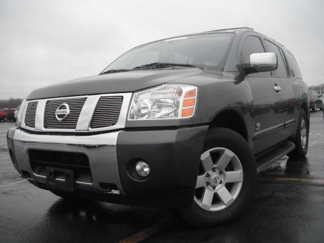 offers used car for sale 2004 nissan armada sport utility 4wd 10 490. Black Bedroom Furniture Sets. Home Design Ideas
