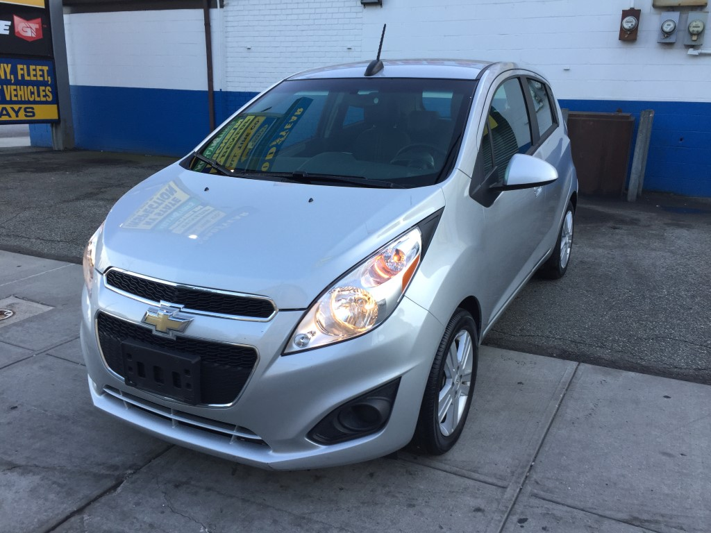 Used Car - 2015 Chevrolet Spark LT for Sale in Staten Island, NY