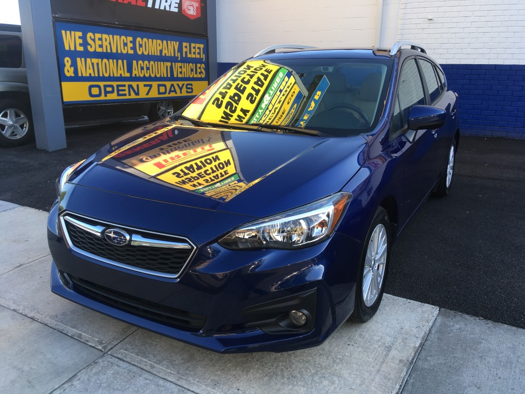 Used Car for sale - 2018 Impreza Premium AWD Subaru  in Staten Island, NY