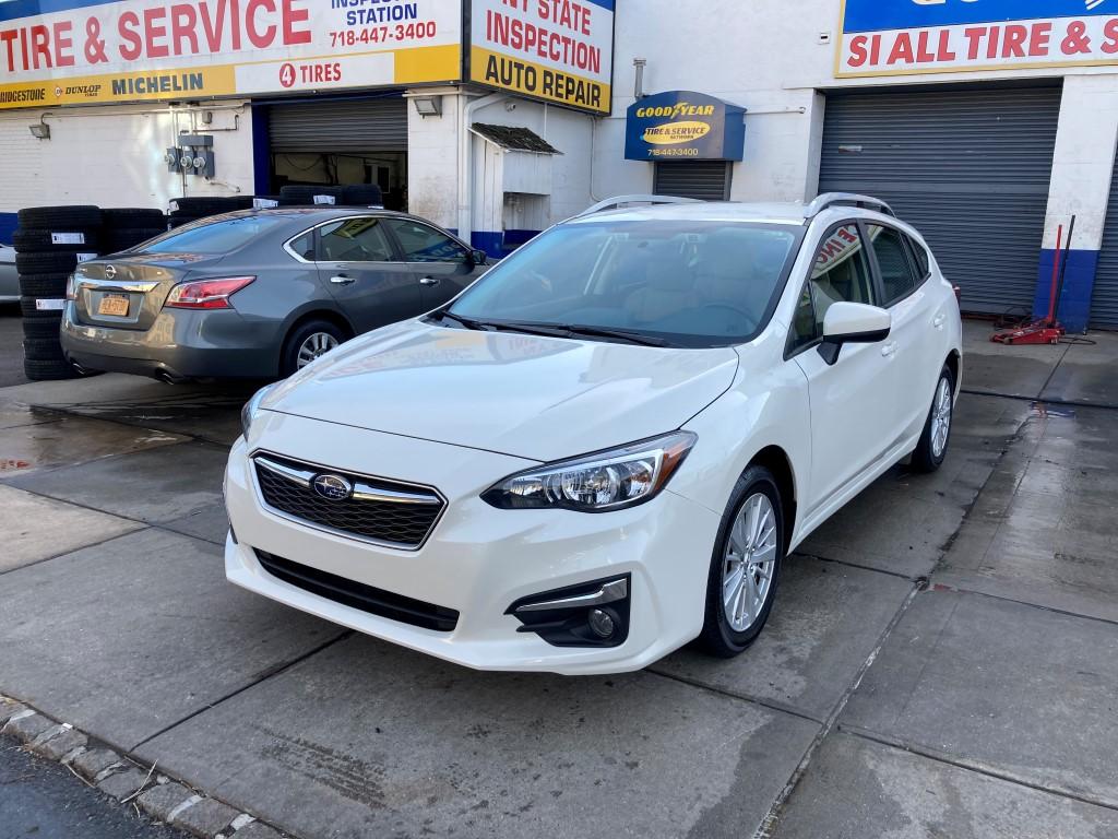 Used Car - 2018 Subaru Impreza Premium AWD for Sale in Staten Island, NY