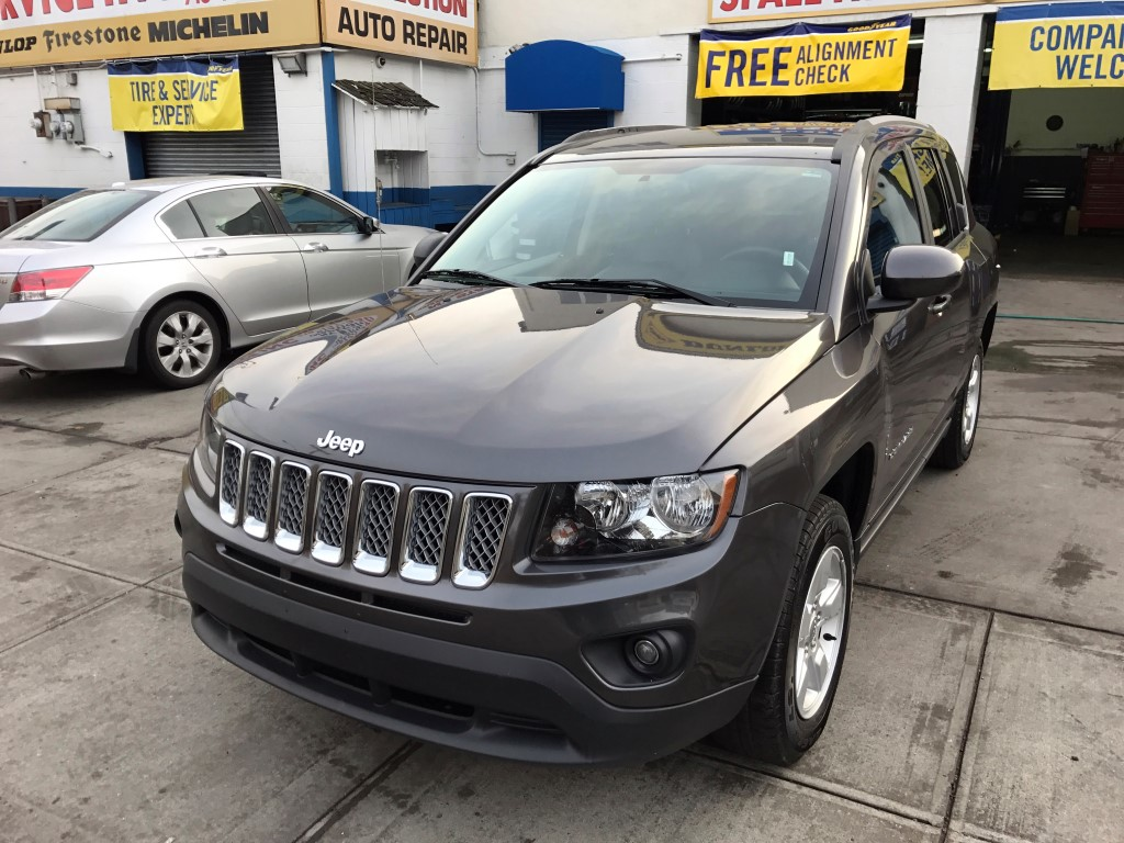 Used Car - 2016 Jeep Compass for Sale in Staten Island, NY