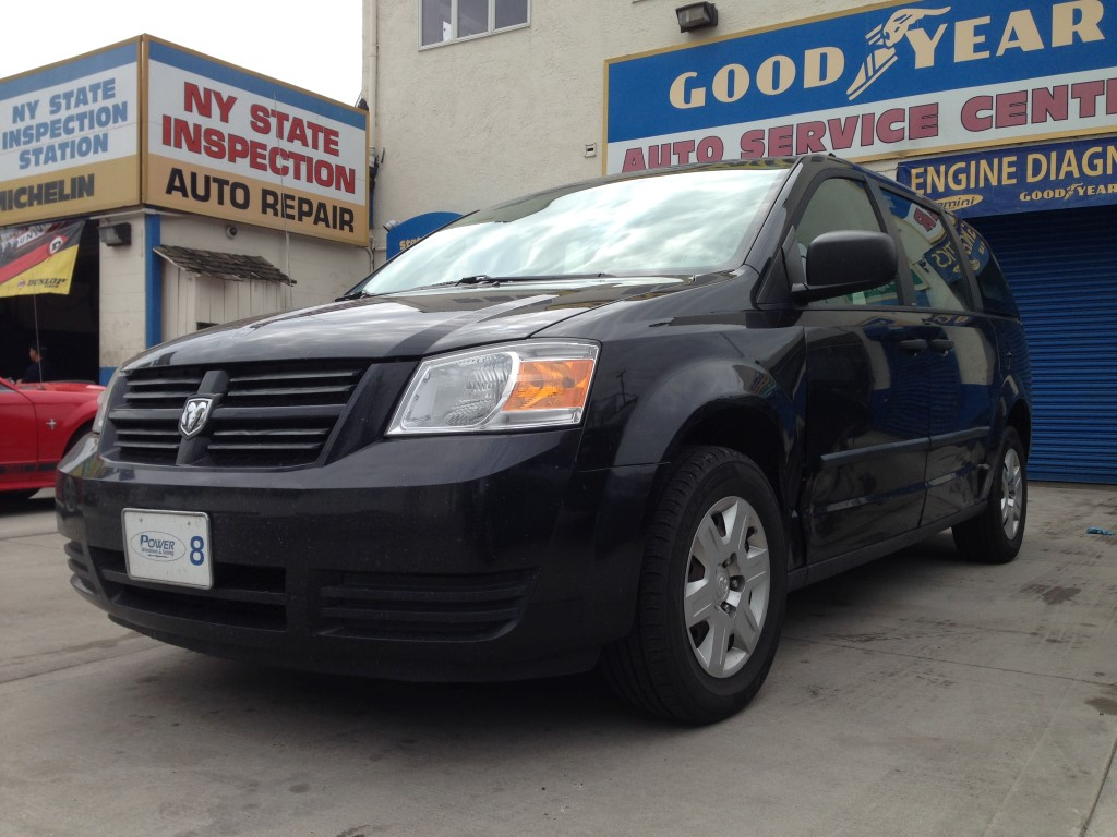 Used Car - 2008 Dodge Grand Caravan for Sale in Brooklyn, NY
