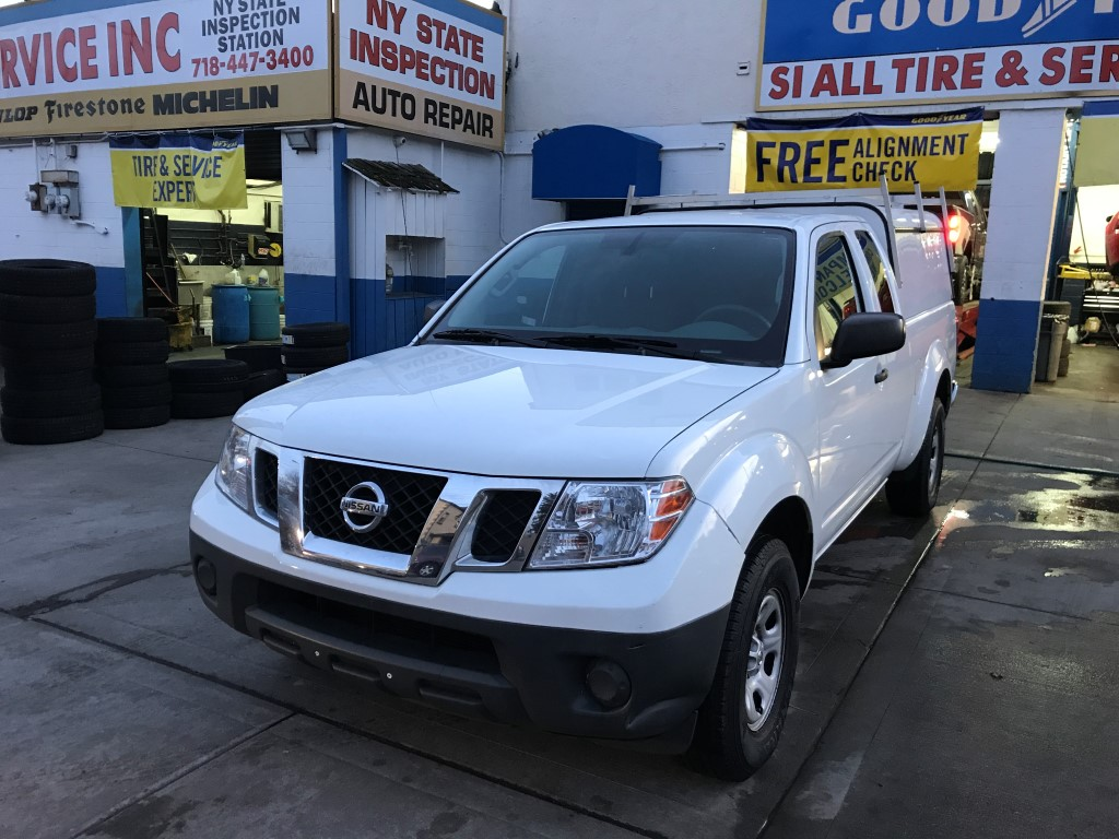 Used Car - 2013 Nissan Frontier for Sale in Staten Island, NY