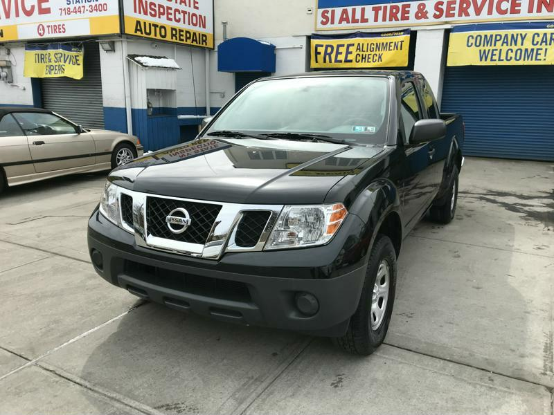Used Car - 2015 Nissan Frontier S for Sale in Staten Island, NY