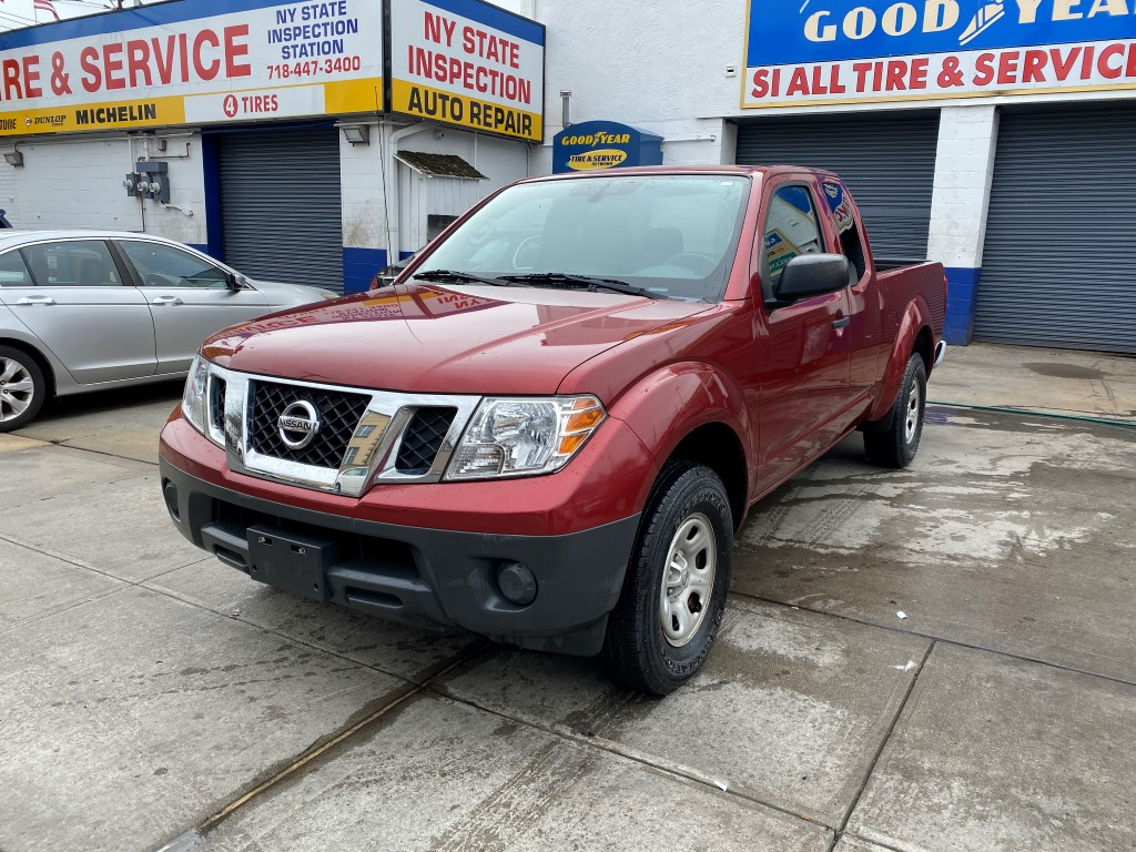 Used Car - 2015 Nissan Frontier S King Cab for Sale in Staten Island, NY