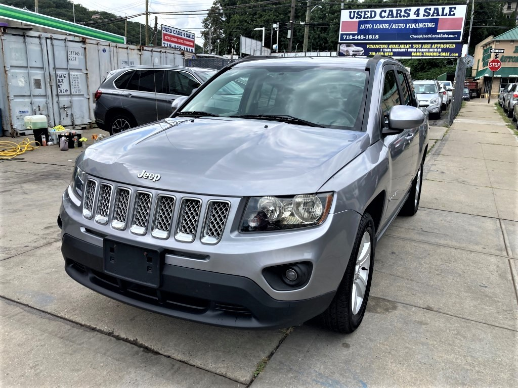 Used Car - 2014 Jeep Compass Latitude 4x4 for Sale in Staten Island, NY