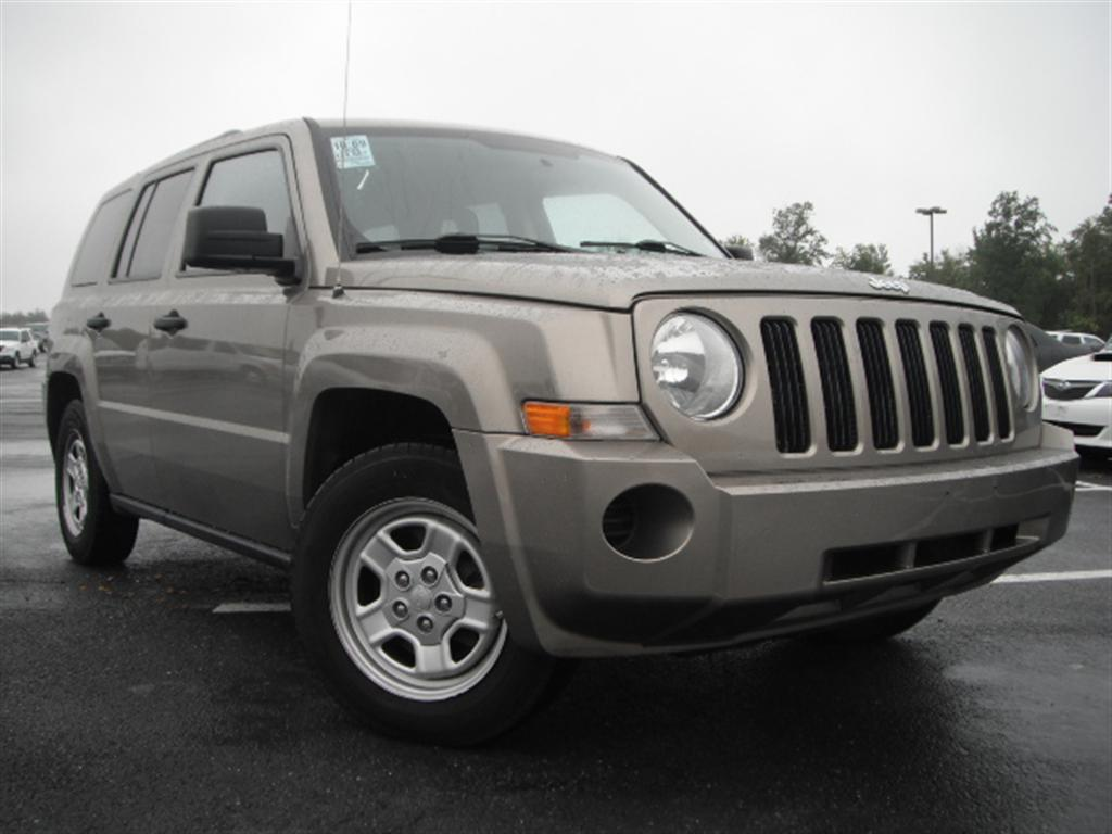 used 2008 jeep patriot 4x4 sport utility 8. Black Bedroom Furniture Sets. Home Design Ideas