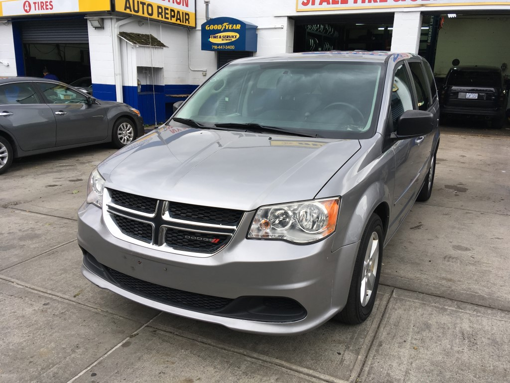 Used Car - 2013 Dodge Grand Caravan SE for Sale in Staten Island, NY