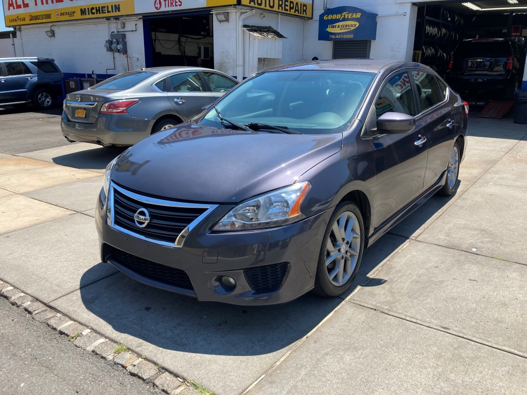 Used Car - 2013 Nissan Sentra SR for Sale in Staten Island, NY