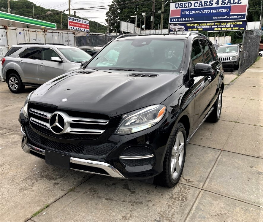 Used Car - 2016 Mercedes-Benz GLE 350 4MATIC AWD for Sale in Staten Island, NY