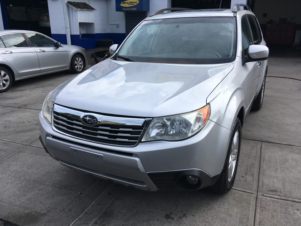 Used Car - 2009 Subaru Forester 2.5X AWD for Sale in Staten Island, NY