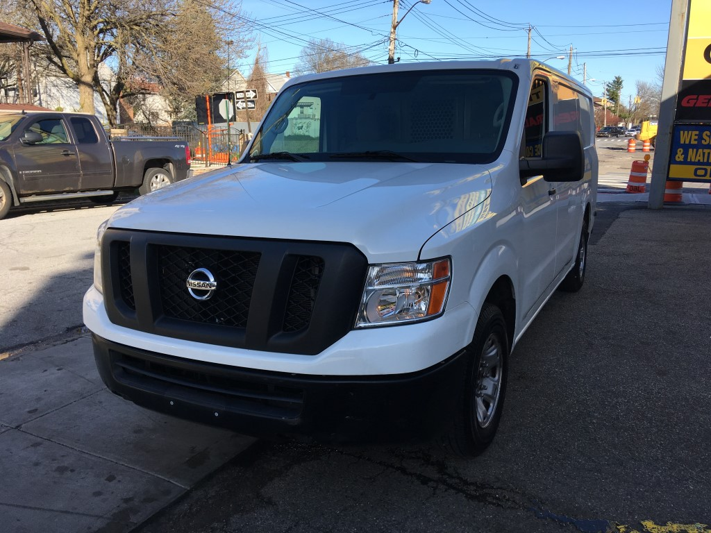Used Car - 2016 Nissan NV 1500 SV for Sale in Staten Island, NY