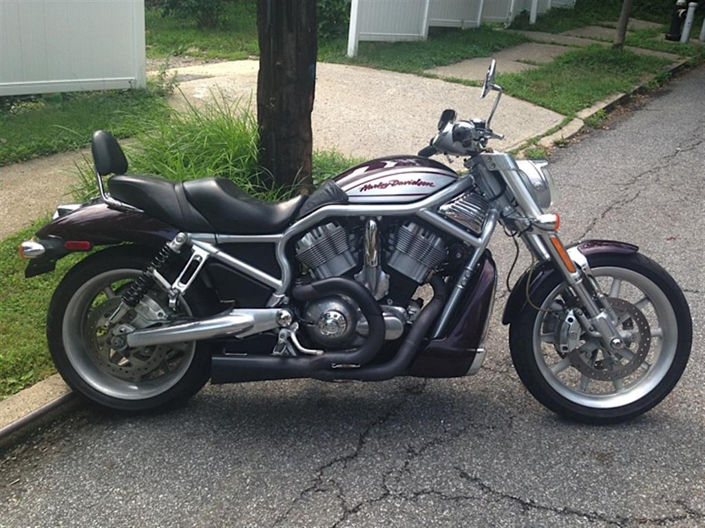 Used Car for sale - 2006 VRSCR V-ROD HARLEY  in Staten Island, NY