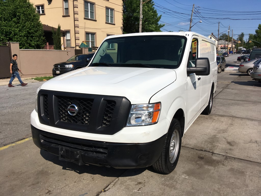 Used Car - 2016 Nissan NV 1500 S for Sale in Staten Island, NY