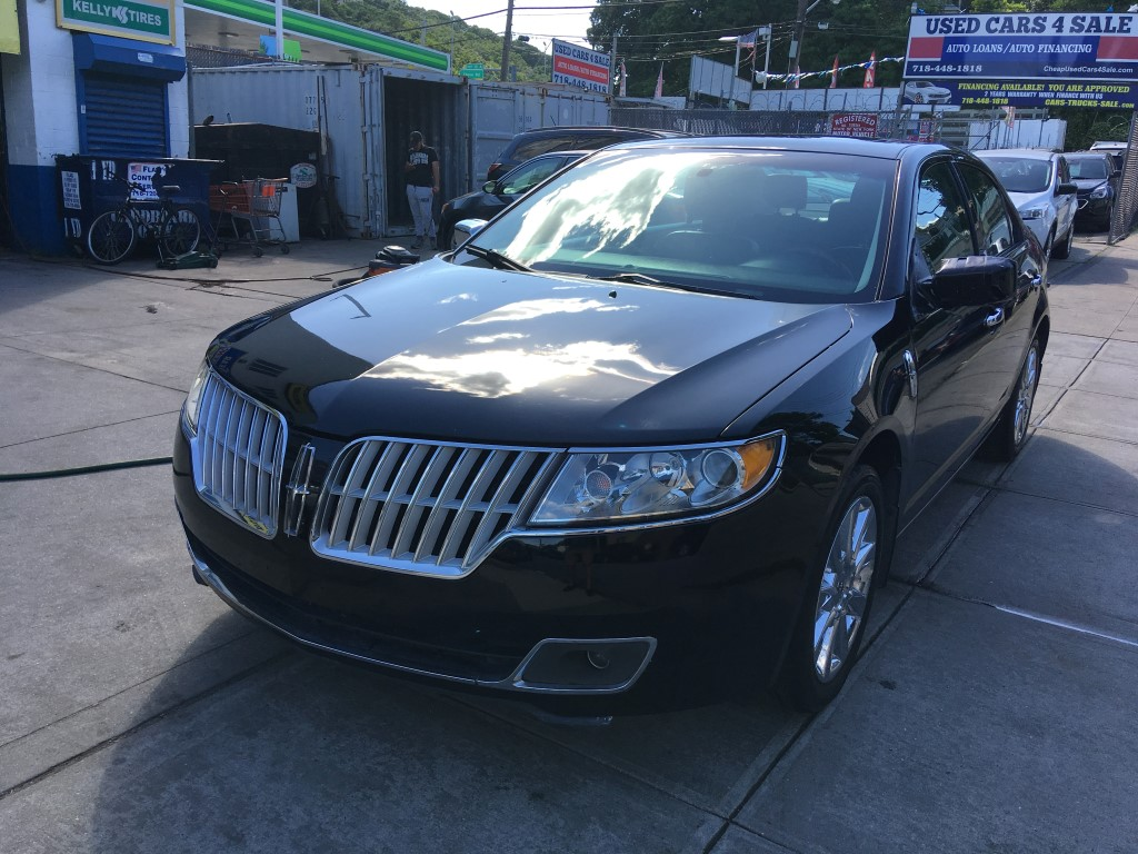 Used Car - 2012 Lincoln MKZ for Sale in Staten Island, NY