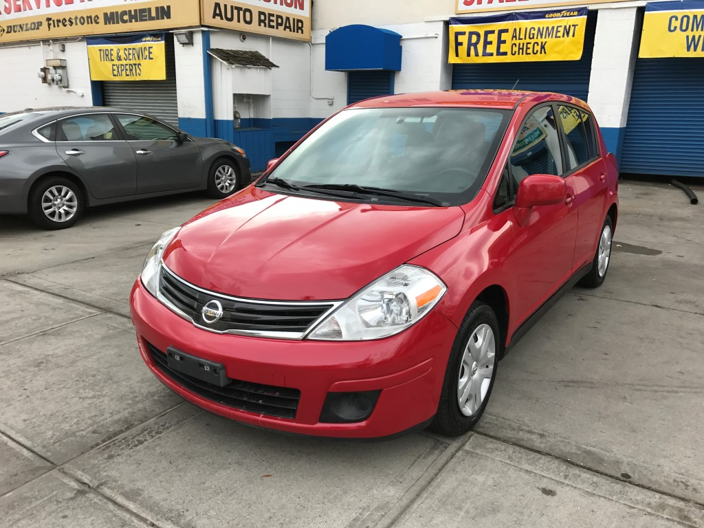 Used Car - 2012 Nissan Versa S for Sale in Staten Island, NY