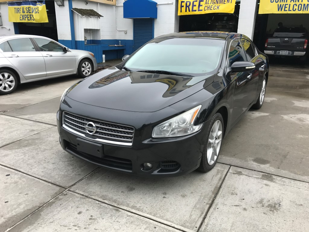 Used Car - 2011 Nissan Maxima for Sale in Staten Island, NY