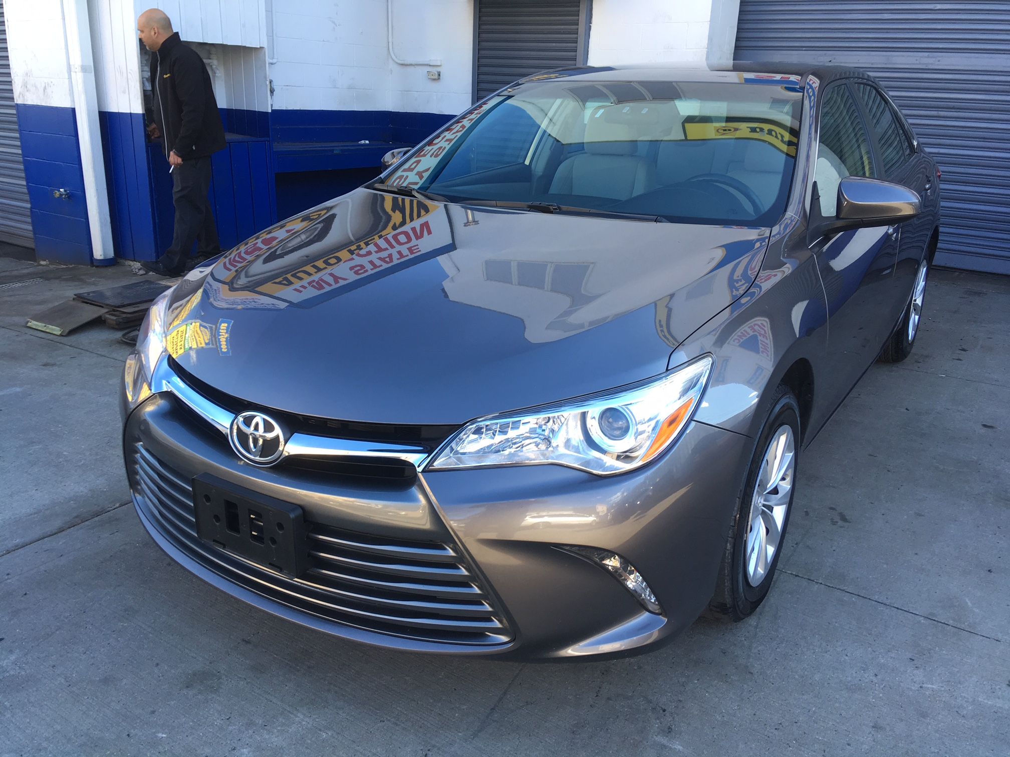 Used Car for sale - 2017 Camry LE Toyota  in Staten Island, NY