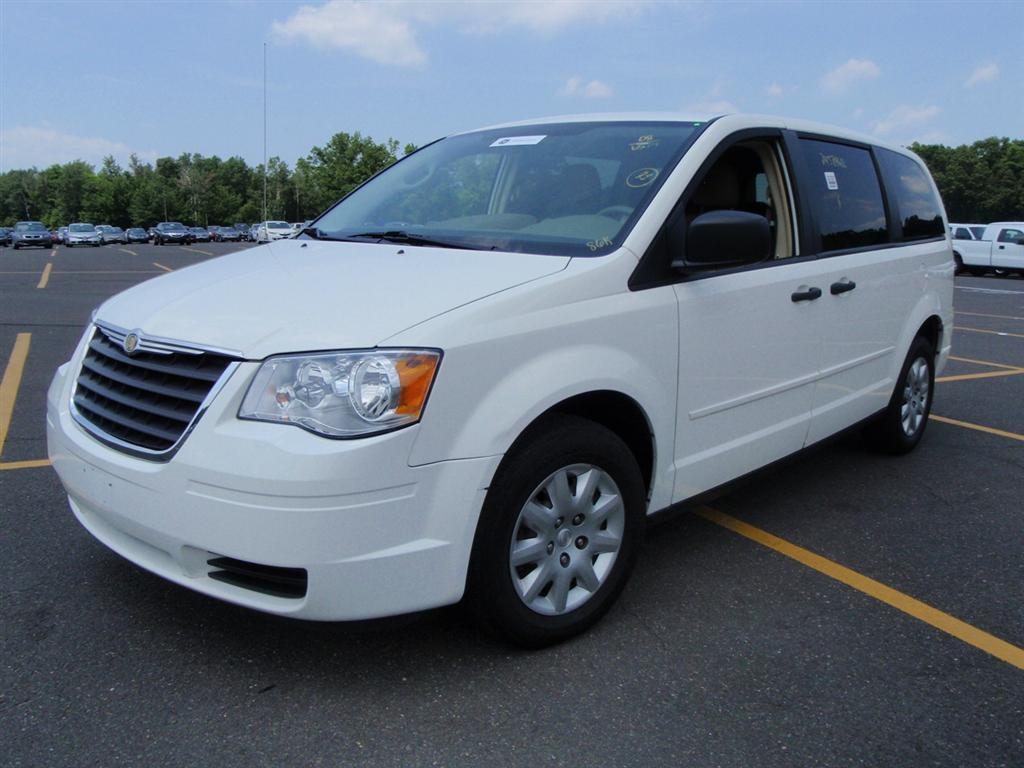 CheapUsedCars4Sale.com offers Used Car for Sale - 2008 Chrysler Town ...
