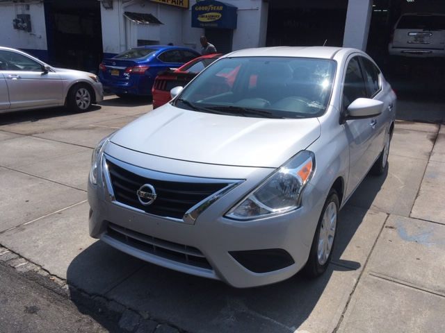 Used Car - 2016 Nissan Versa SV for Sale in Staten Island, NY