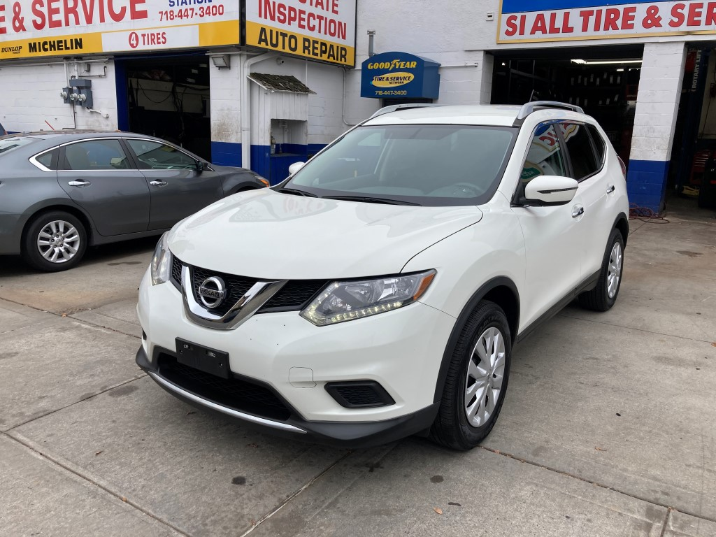 Used Car - 2016 Nissan Rogue S for Sale in Staten Island, NY