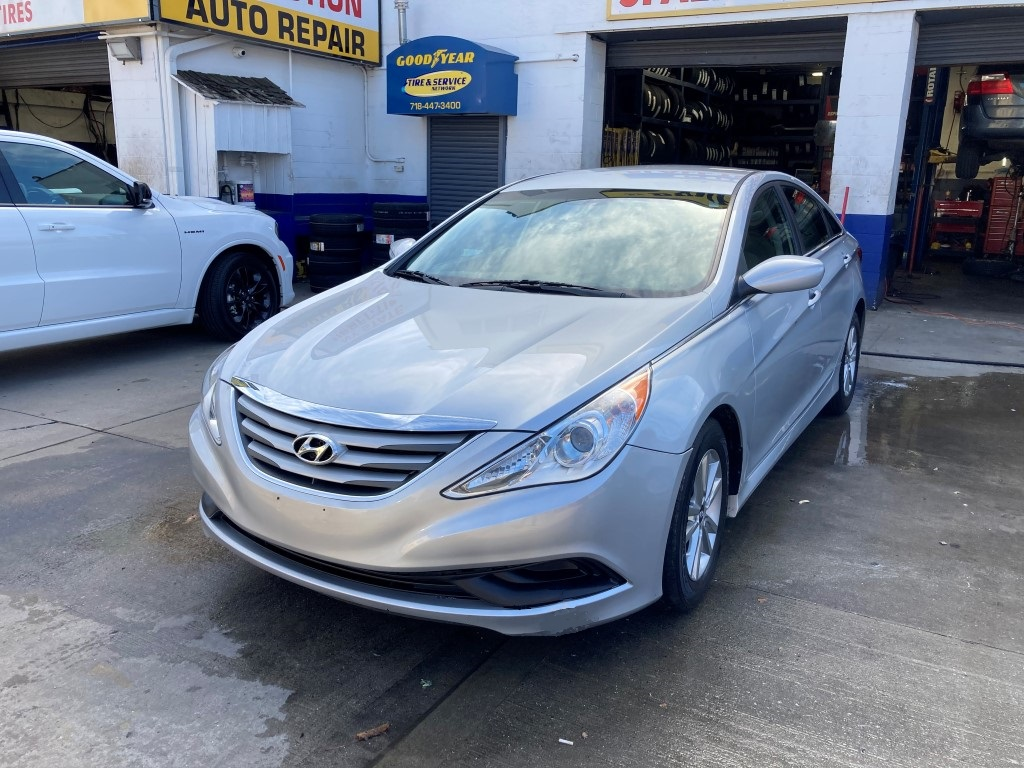 Used Car - 2014 Hyundai Sonata GLS for Sale in Staten Island, NY