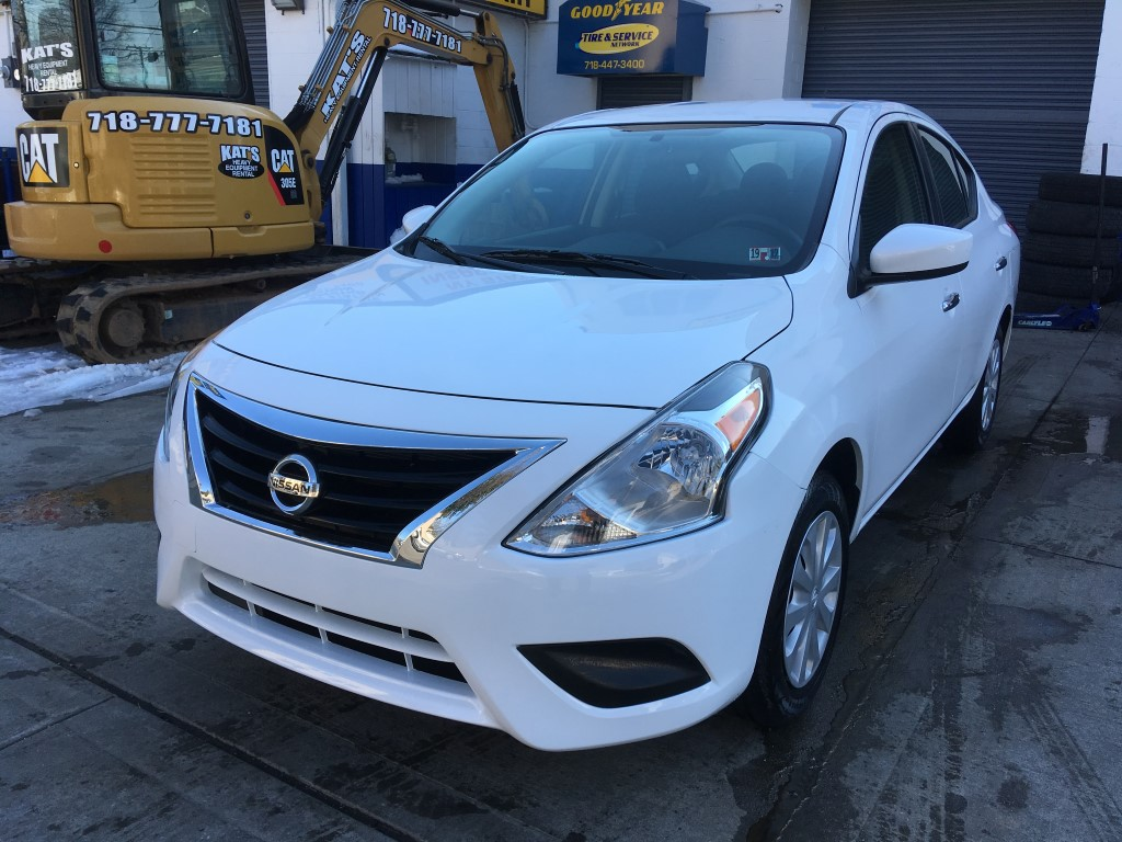 Used Car - 2019 Nissan Versa SV for Sale in Staten Island, NY