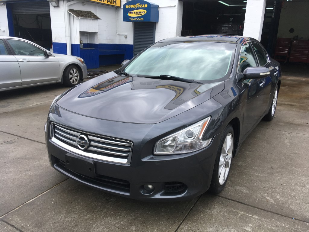 Used Car - 2012 Nissan Maxima SV for Sale in Staten Island, NY