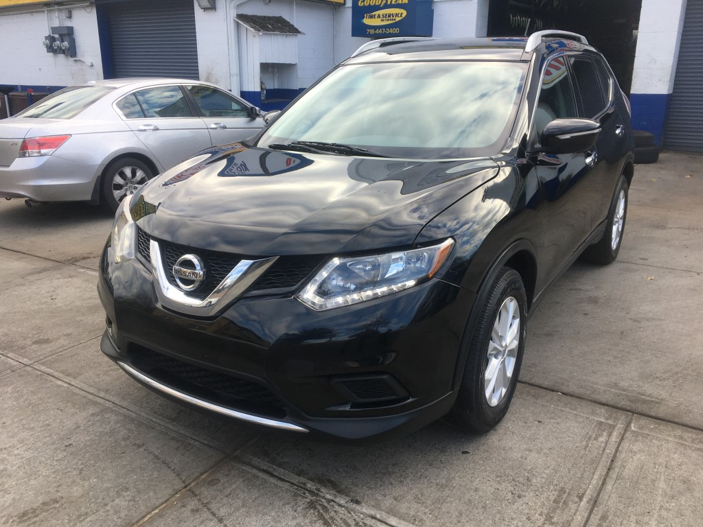 Used Car - 2014 Nissan Rogue SV AWD for Sale in Staten Island, NY