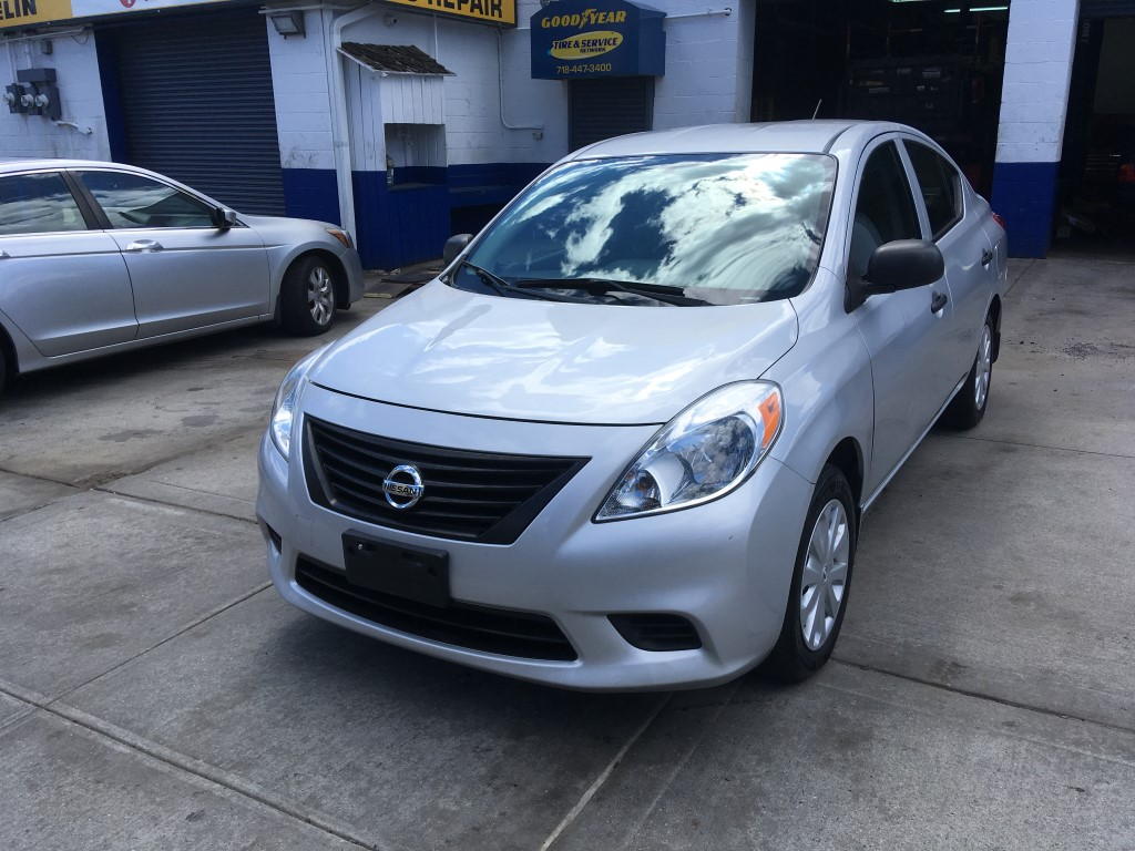 Used Car - 2013 Nissan Versa S for Sale in Staten Island, NY